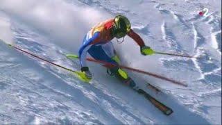 JO 2018 : Ski alpin - Slalom Hommes : Triplé français au pied du podium