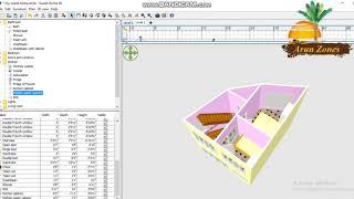Latest Home Design for small area plot..