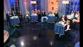Пять Кончитт поздравляют Караченцова с юбилеем