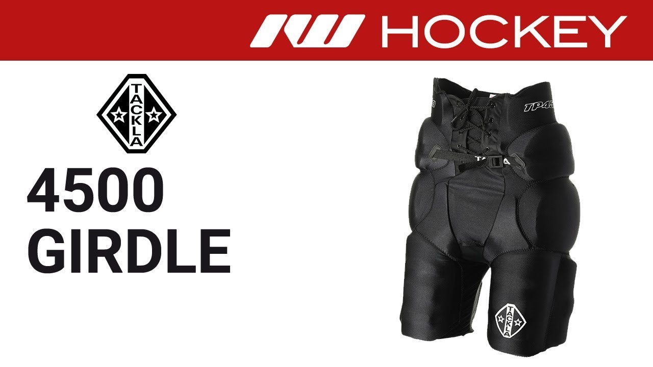 Tackla 4500 Ice Hockey Girdle Review