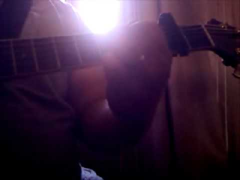 David Nail Red Light acoustic cover / tutorial