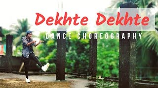 Dekhte Dekhte | Dance Choreography | Batti Gul Meter Chalu | Performed and Choreographed by SRAJ