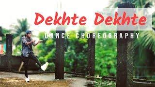 Dekhte Dekhte   Dance Choreography   Batti Gul Meter Chalu   Performed and Choreographed by SRAJ