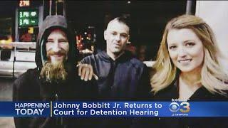 Homeless Veteran Johnny Bobbitt Returns To Court For Alleged Role In GoFundMe Scam
