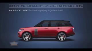48 Years of Range Rover