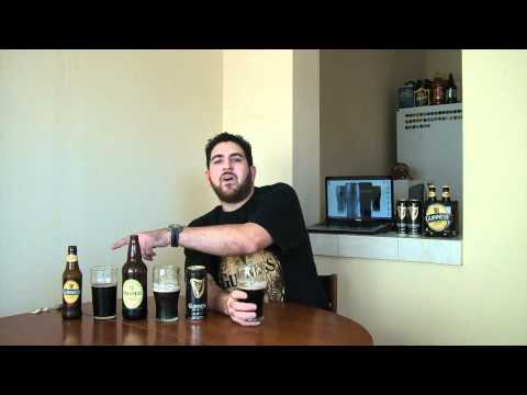 St. Paddy's Day Triple Review - Draught, Extra Stout, Foreign Stout