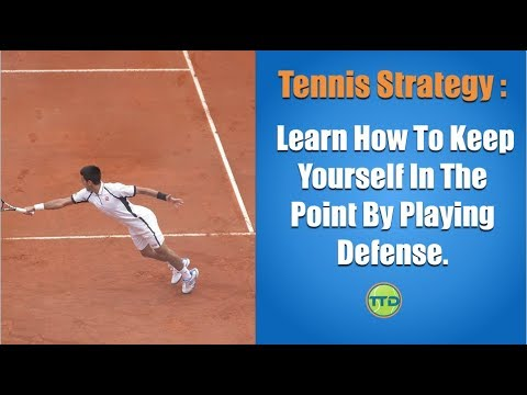 7 Reasons Why You Should Play Tennis - Tennis Files