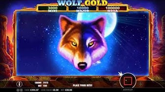 Pragmatic Play Wolf Gold 20€ Freispiele
