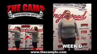 Inglewood Beach Weight Loss Fitness 6 Week Challenge Results - Ana P.