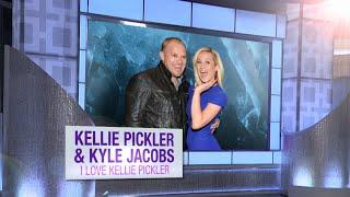 "Thursday on 'The Real"" — Country Lovebirds Kellie Pickler & Kyle Jacobs!"