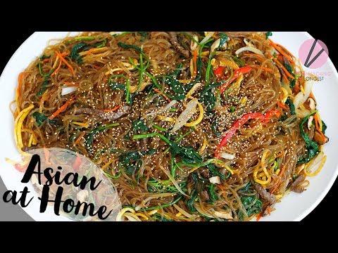 chapchae recipe video The BEST Japchae!