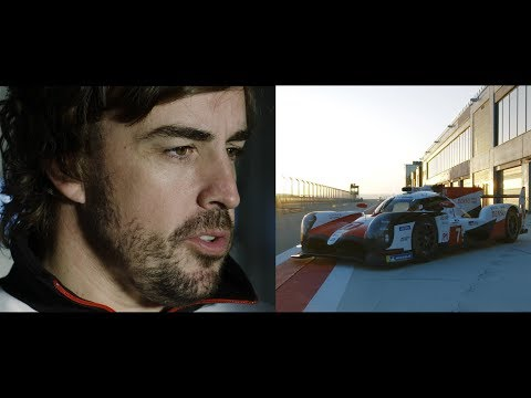 Fernando Alonso joins Toyota Motorsport