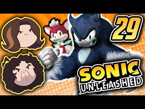 Sonic Unleashed: Sonic FanFic - PART 29 - Game Grumps
