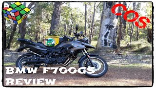 BMW F700GS Review