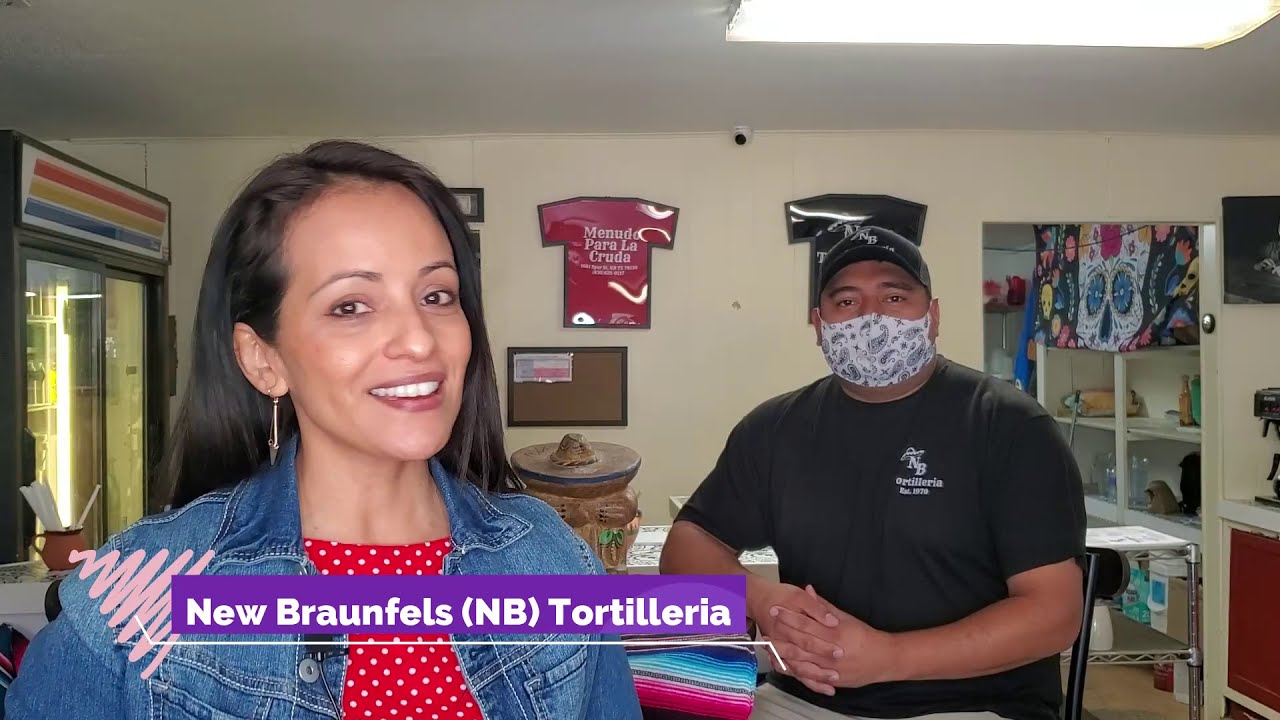 Support local businesses in New Braunfels, Texas