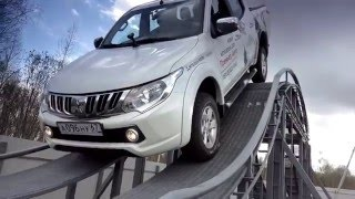 Тестдрайв: Mitsubishi L200 2.4 (4N15) DI-D AT, 2015my