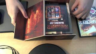 FarCry 2 Collector Edition Unpacking + Test Video