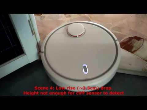 Xiaomi Mijia Robot Vacuum Obstacle Test