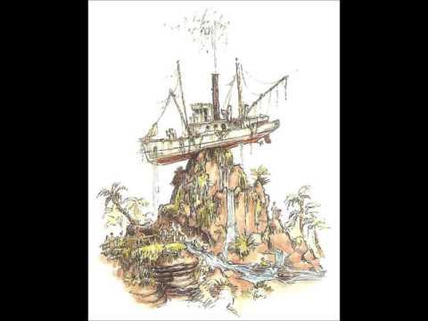Disney's Typhoon Lagoon Water Park Atmospheric Background Music Loop (4/4)