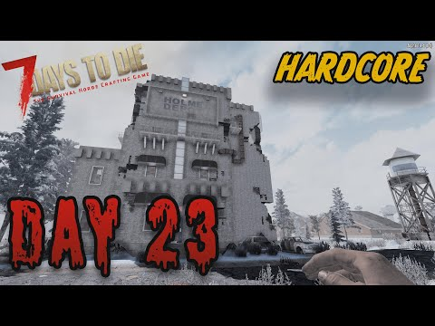 let's-play-7-days-to-die---alpha-18.4:-hardcore---day-23