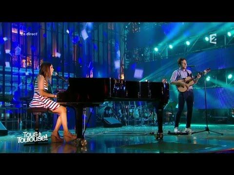 Vianney et Joyce Jonathan - Les filles d'aujourd'hui - Fête de la musique 2016