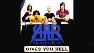 All Amercian Rejects - Gives You Hell (Colibri Remix)