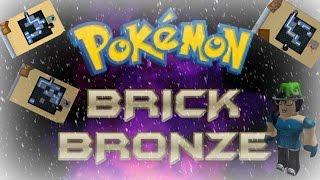 Pokemon Brick Bronze - Beta Roblox - (rompecabezas)