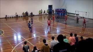 Juvenis (Campeonato AFC): CP Miranda do Corvo 5-5 CS São João