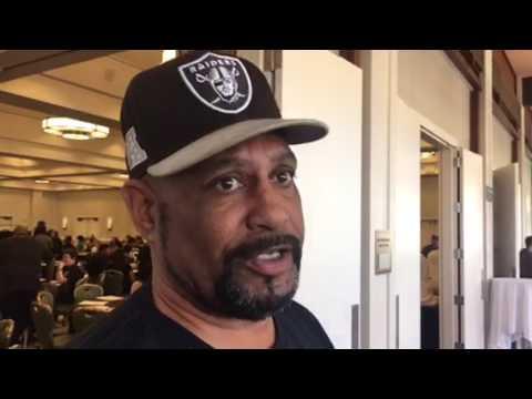 Headed Into Oakland Raiders Fan Conference