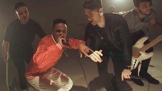 24K Magic - Bruno Mars (Rock Cover) Fame On Fire ft. StayKeen