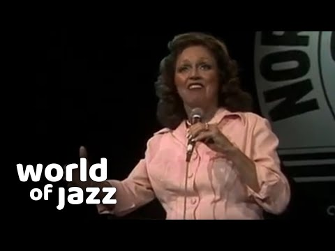 Anita O'Day And Her Trio • 18-07-1982 • World of Jazz