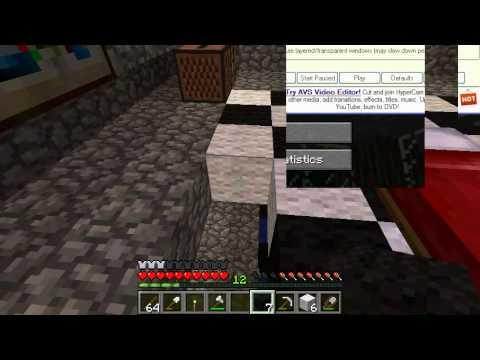 Koozaczek I Minecraft 15 Wystrój Sypialni