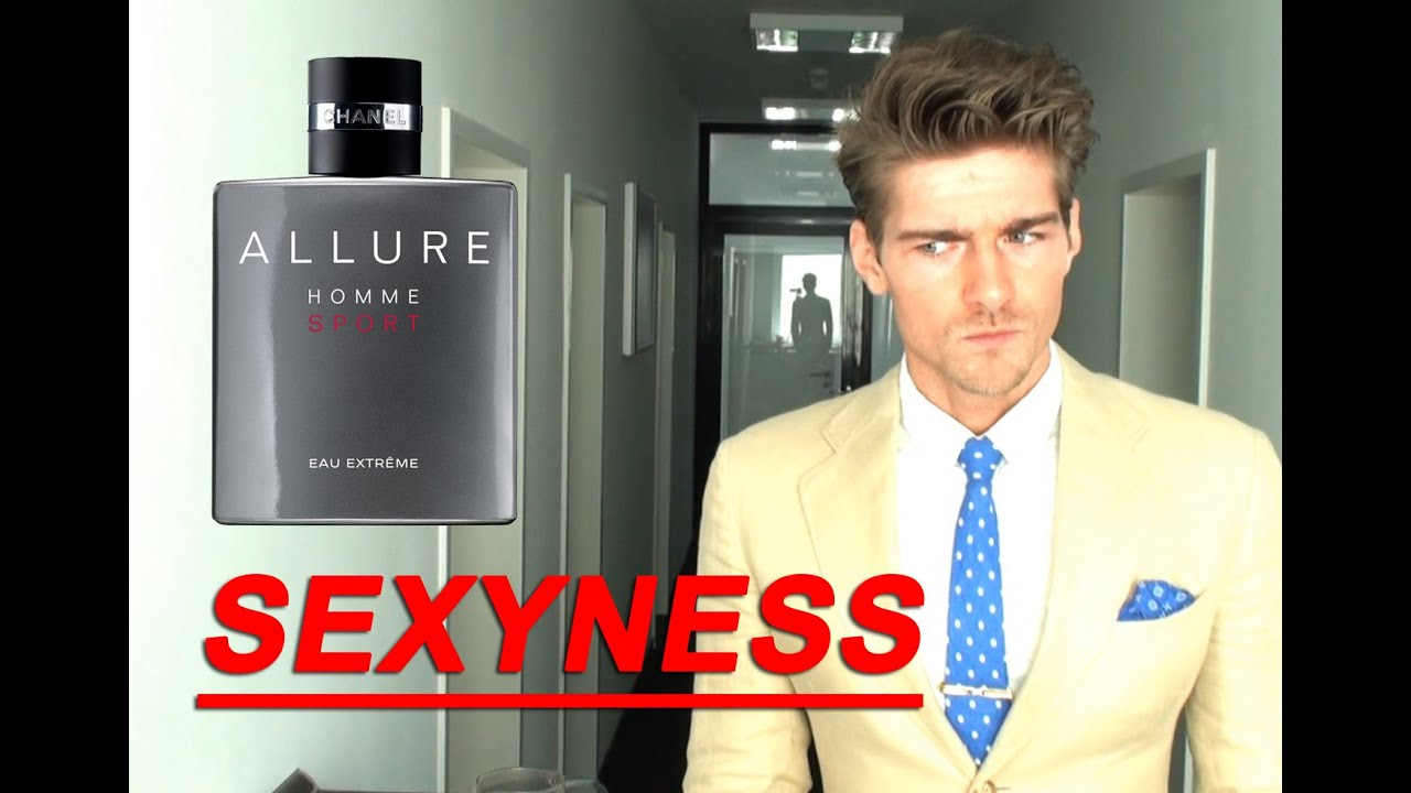 f7a8887f3 Chanel Allure Homme Sport Extreme - YouTube