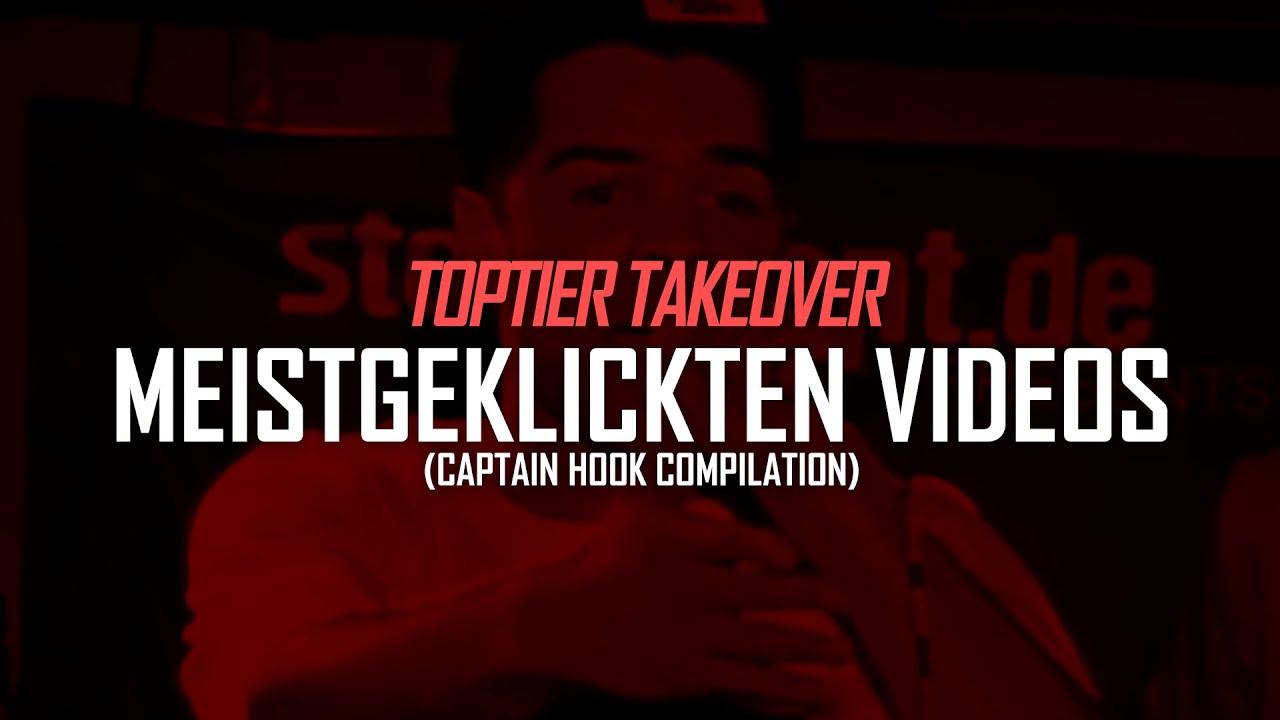 meistgeklickten videos pro saison  captain hook