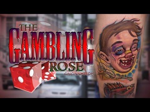 TATTOO CONVENTION COVERAGE - Gambling Rose Cincinnati 3 of 3