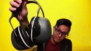 裝修下的睡眠! $300 噪音殺手 3M Peltor X5A Earmuffs 評測 REVIEW