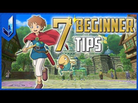 Ni No Kuni Remastered | 7 Beginner Tips