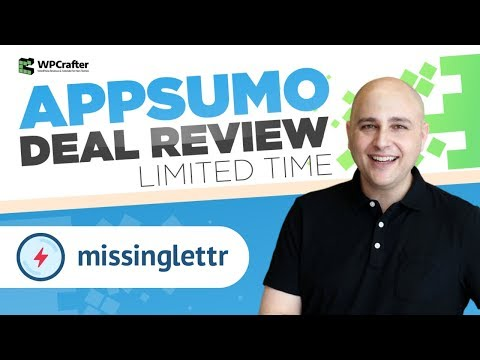MissingLettr Review - Turn Blog Posts Into Social Media Campaigns Semi-Automagically