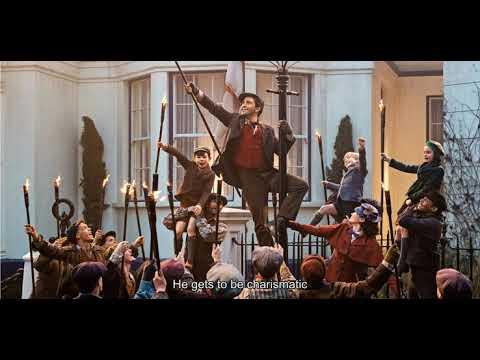 Lin-Manuel Miranda WILL Get To Rap In Mary Poppins Returns