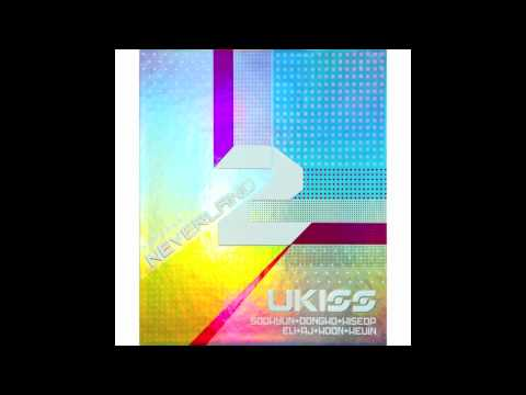 [ 03. U-Kiss - Baby Don't Cry ]