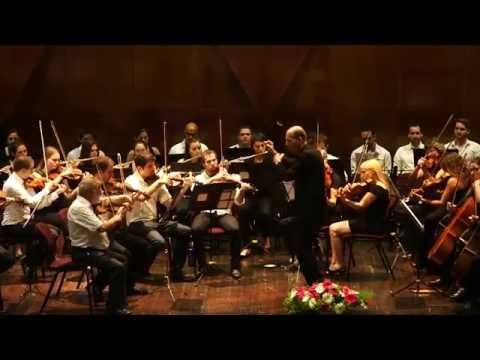 Technion Stanley Shalom Zielony Symphony Orchestra & Choir Spring 2016