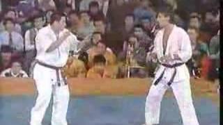 Andy Hug vs Shokei Matsui
