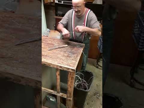 World's Fastest Copper Wire Stripper Technique