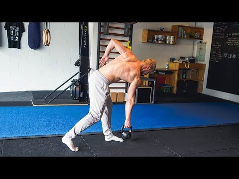 4 Special Kettlebell Exercises for Functional Performance
