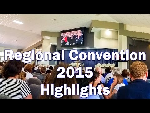 A Weekend in Paradise - JW Regional Convention 2015