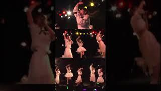 アイドルグループ「カプ式会社ハイパーモチベーション」のライブ映像で...