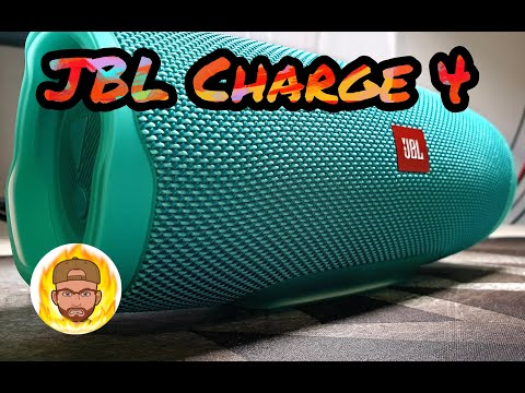 Акустична система JBL Charge 4 Grey Stone (JBLCHARGE4GRY)