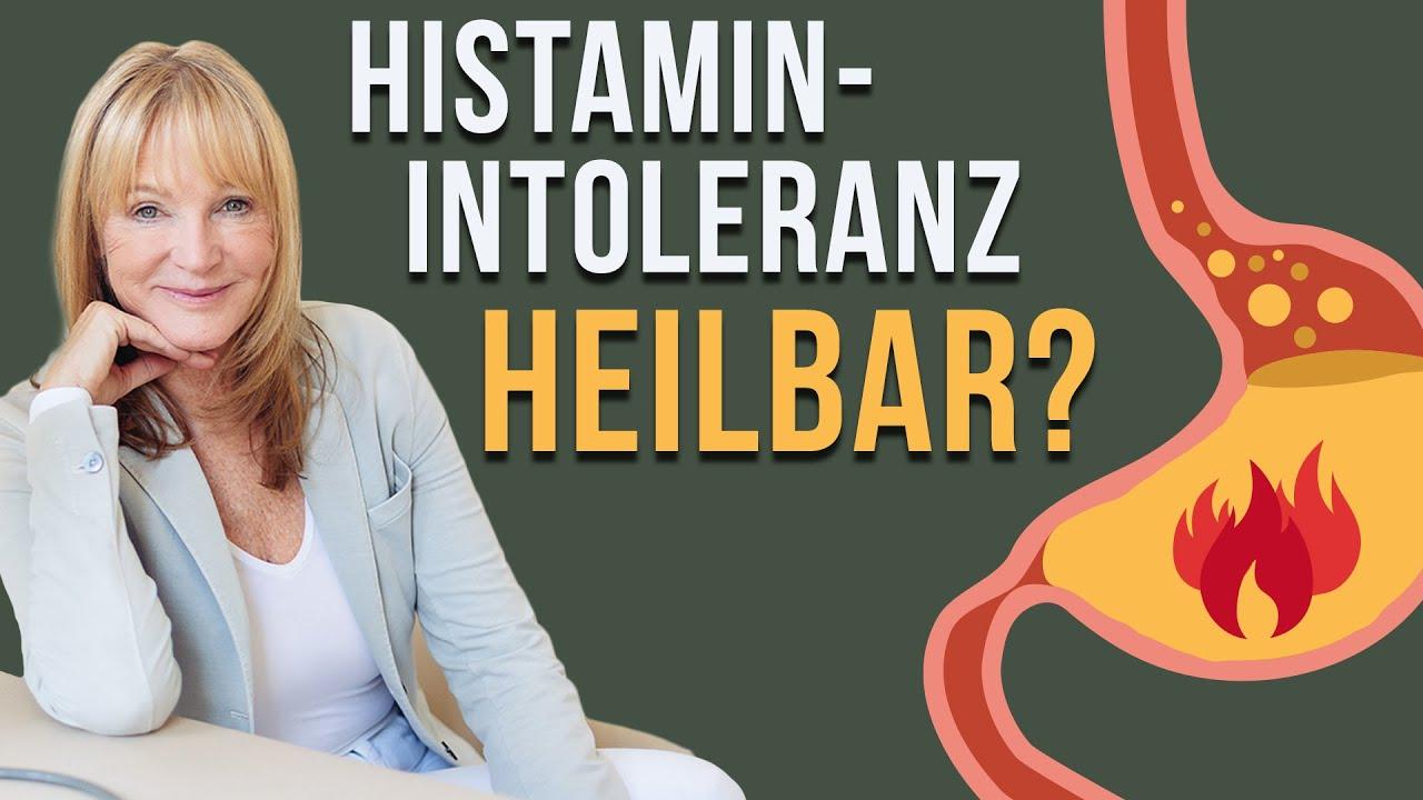 Oft unterschätzt: Histamin-Intoleranz ⛔ DAS musst du wissen!