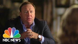 Alex Jones Of 'infowars,' Conspiracy Theories, And Trump Campaign (full)   Megyn Kelly   Nbc News