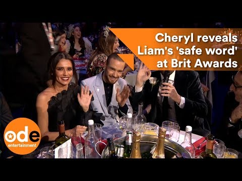 Download Youtube: Awkward! Cheryl reveals Liam Payne's 'safe word' at The BRITs
